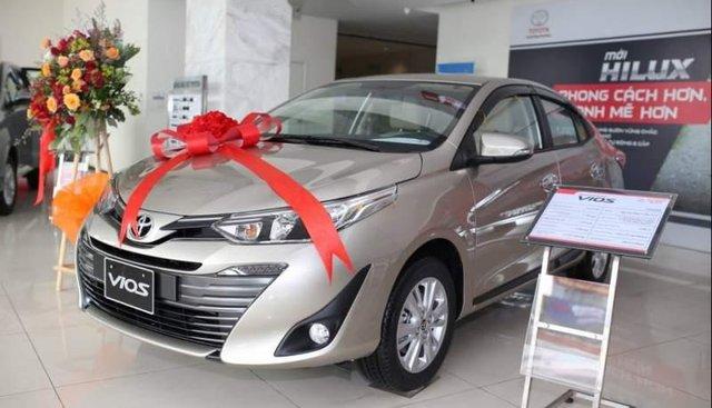 Bán Toyota Vios G năm sản xuất 2019