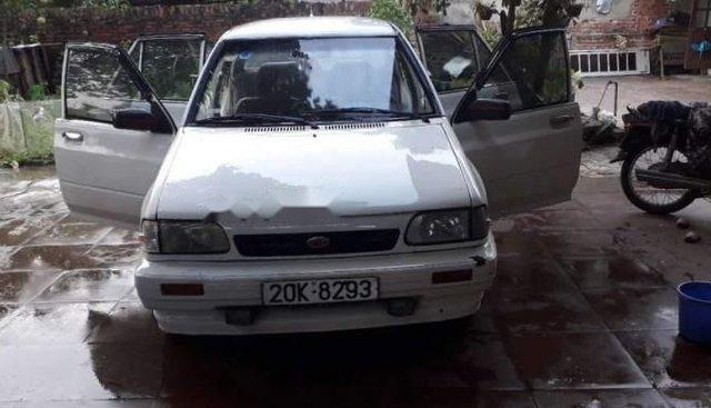 Cần bán Kia Pride đời 1996, màu trắng, nhập khẩu nguyên chiếc, giá 40tr
