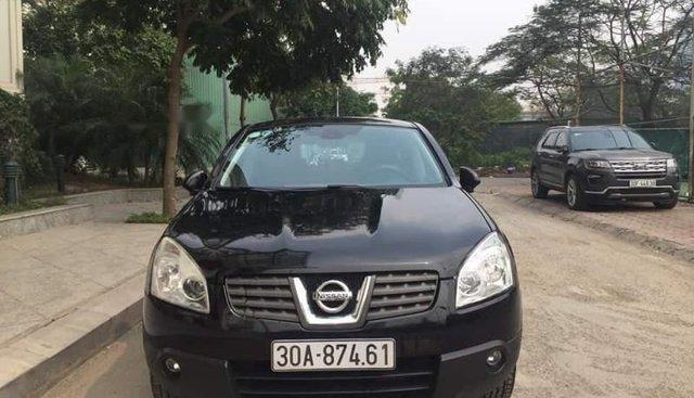 Bán ô tô Nissan Qashqai đời 2009, màu đen, xe nhập Anh