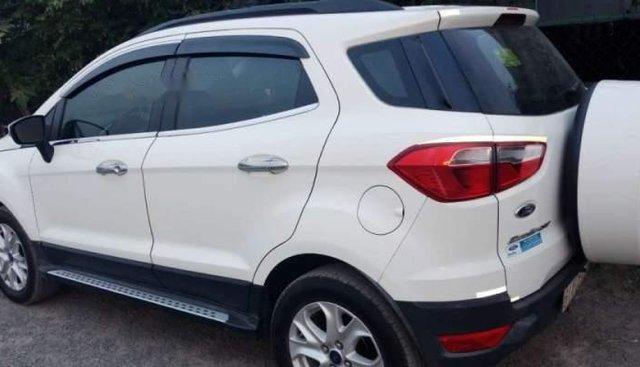 Cần bán xe Ford EcoSport sản xuất 2015, màu trắng, nhập khẩu
