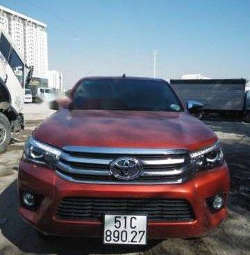 Bán Toyota Hilux 2017 như mới