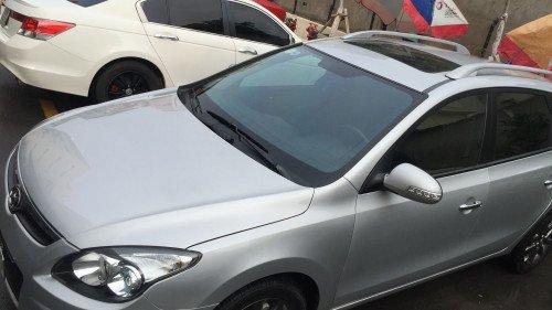 Bán xe cũ Hyundai i30 1.6AT sản xuất năm 2011, màu bạc