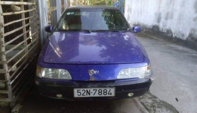 Cần bán gấp Daewoo Espero đời 1996, màu xanh lam, nhập khẩu, giá 35tr
