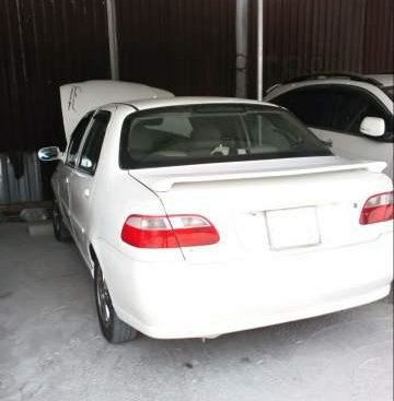 Bán Fiat Albea EL 1.3 2004, màu trắng, xe nhập, giá chỉ 120 triệu