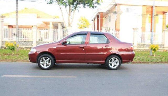 Cần bán Fiat Albea đời 2006, màu đỏ, giá tốt