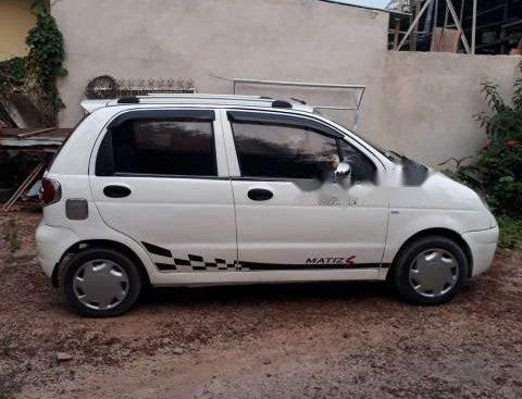 Bán Daewoo Matiz sản xuất năm 2004, màu trắng chính chủ