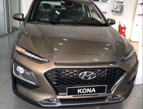 Bán Hyundai Kona đời 2019, màu nâu, mới hoàn toàn