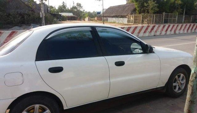 Bán Daewoo Lanos sản xuất 2003, màu trắng, xe nhập