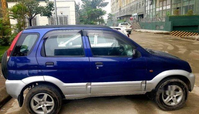 Bán Daihatsu Terios 1.3 đời 2007, màu xanh lam