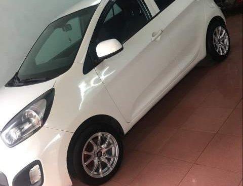 Bán xe Kia Morning đời 2014, màu trắng số tự động giá cạnh tranh