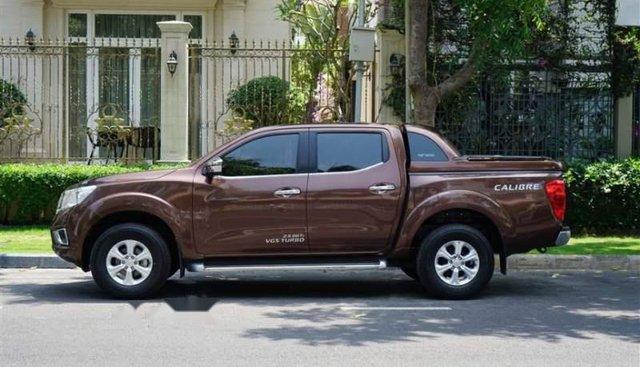 Bán Nissan Navara EL đời 2017, màu nâu, nhập khẩu số tự động, giá tốt