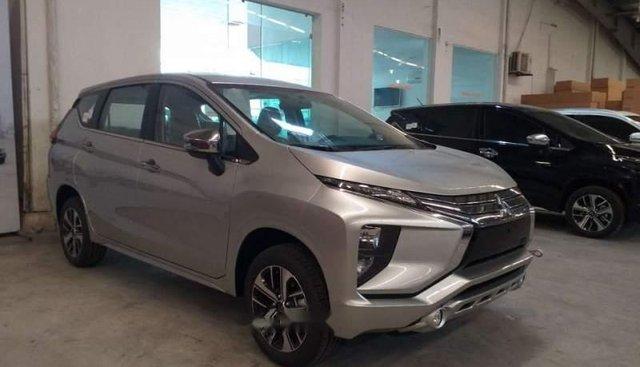 Bán Mitsubishi Xpander năm sản xuất 2019, màu bạc