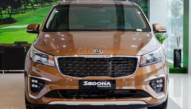 [Kia Bình Triệu] Kia Sedona Platinum G 3.3L 2019, ưu đãi lên đến 70 triệu đồng, LH ngay 0939701039