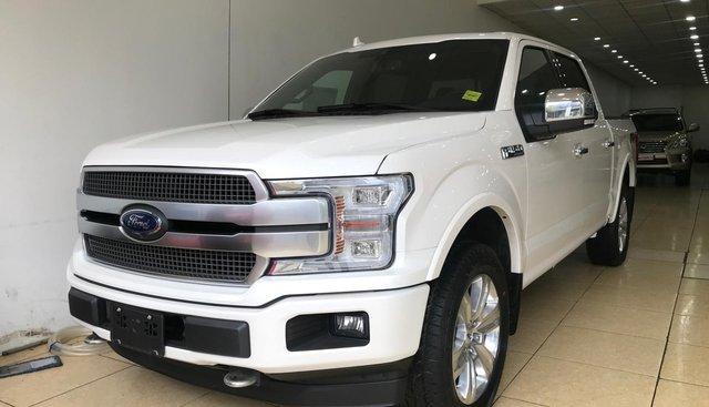 Siêu bán tải Ford F 150 2018, màu đen, xe nhập Mỹ
