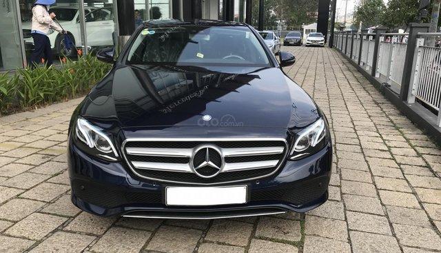 Chuyên bán Mercedes E250 lướt chính hãng, ĐK 8/2018