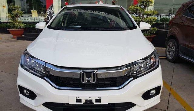Bán Honda City 2019 tại Đồng Nai, nhiều ưu đãi giá 559tr, đủ màu, xe giao ngay, liên hệ 0937818233