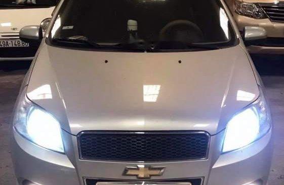 Bán Chevrolet Aveo sản xuất năm 2014, màu bạc, nhập khẩu còn mới