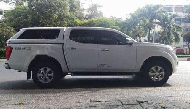 Cần bán xe Nissan Navara đời 2018, màu trắng, xe nhập