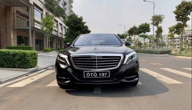 Cần bán xe Mercedes S500 năm 2015, màu đen, nhập khẩu nguyên chiếc