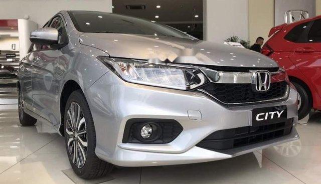 Bán ô tô Honda City năm sản xuất 2019, màu bạc