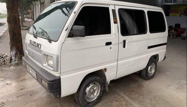 Bán Suzuki Carry sản xuất năm 2011, màu trắng, nhập khẩu nguyên chiếc, giá 175tr