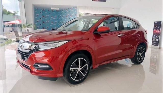 Bán Honda HR-V đời 2019, màu đỏ, xe nhập, giá chỉ 786 triệu