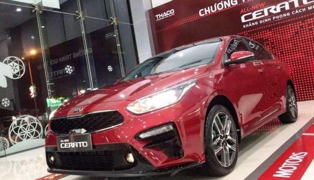 Cần bán Kia Cerato 2019, màu đỏ giá cạnh tranh