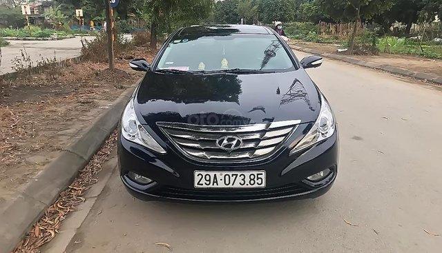 Cần bán Hyundai Sonata đời 2010, xe nhập