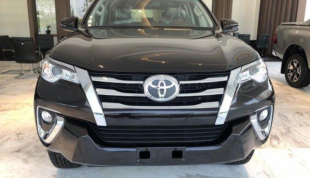 Toyota Thái Hòa - Xe Toyota Fortuner 2019 nói không với mua phụ kiện khuyến mại lên tới 50 triệu