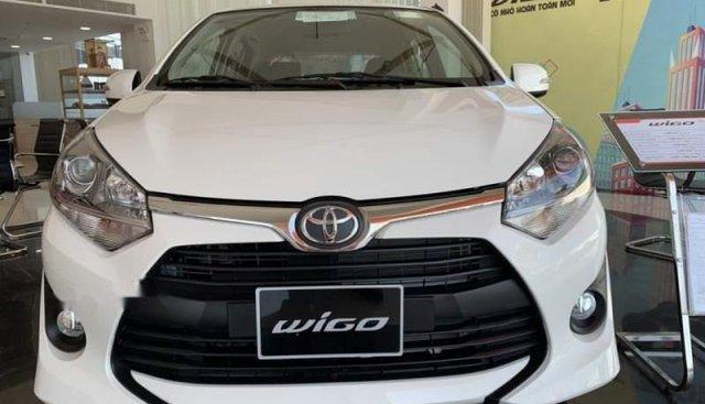 Bán ô tô Toyota Wigo 2019, 05 chỗ ngồi, ghế nỉ cao cấp