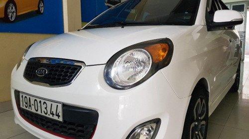 Xe Kia Morning AT đời 2010, xe nhập