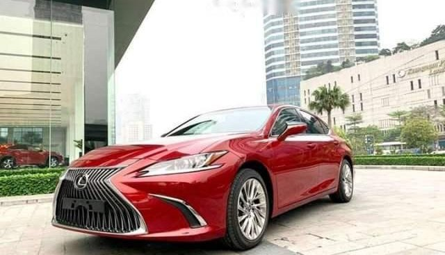 Bán xe Lexus ES 250 năm 2019, màu đỏ, xe nhập. Giao ngay