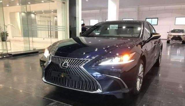 Bán Lexus ES 250 2019, màu xanh lam, nhập khẩu