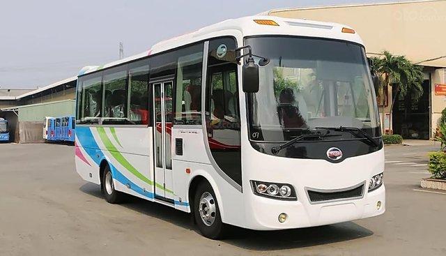Bán Isuzu Samco Felix sản xuất năm 2019, màu trắng, nhập khẩu nguyên chiếc
