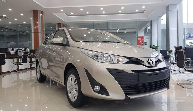 Toyota Thái Hòa Từ Liêm bán Toyota Vios 2019 đủ màu, giá cực tốt LH 0964898932