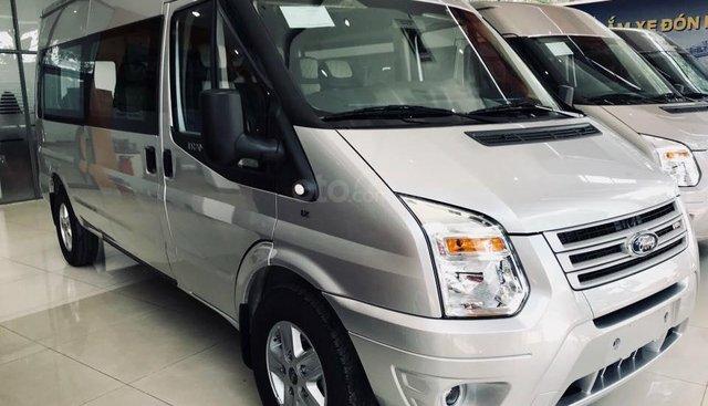 Ford Transit 2019 giá tốt nhất, gói phụ kiện, hỗ trợ vay 80%, LH: 0902172017 - Em Mai