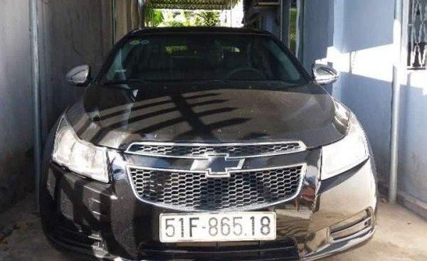 Bán Chevrolet Cruze đời 2010, màu đen, xe gia đình, giá tốt