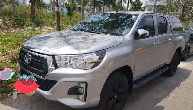 Bán Toyota Hilux sản xuất 2017, màu bạc, nhập khẩu nguyên chiếc, giá cạnh tranh