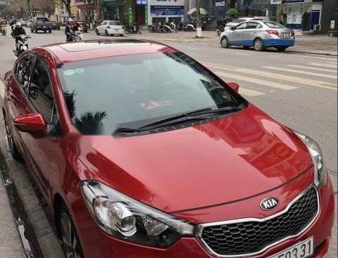 Cần bán xe Kia K3 đời 2015, màu đỏ xe gia đình