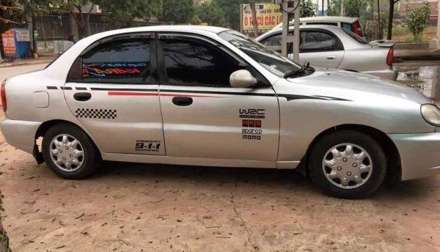 Cần bán Daewoo Lanos đời 2002, màu bạc, nhập khẩu nguyên chiếc