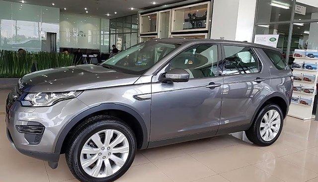 Bán ô tô LandRover Discovery Sport SE đời 2019, màu xám, xe có sẵn giao ngay