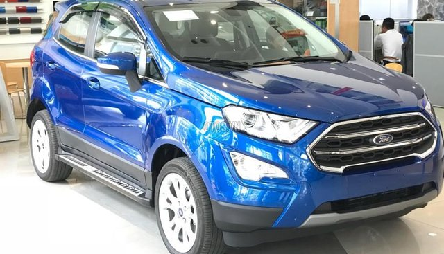 Ford EcoSport giá cạnh tranh chỉ từ 545tr. Đủ màu giao ngay. LH: 0902172017-Em Mai