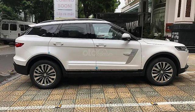 Cần bán Zotye Z8 sản xuất 2019, màu trắng, nhập khẩu, 728tr
