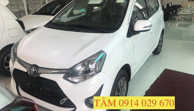 Bán xe Toyota Wigo 2019, hỗ trợ mua xe trả góp, hỗ trợ bán xe lô - LH 0914 029 670