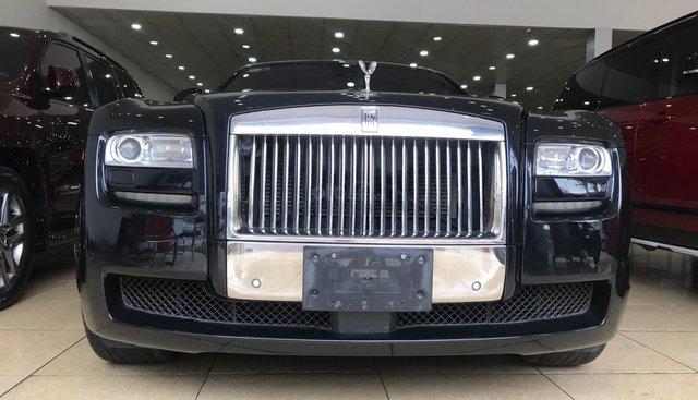 Bán ô tô Rolls-Royce Ghost năm 2010, màu đen, xe chạy cực ít, siêu đẹp