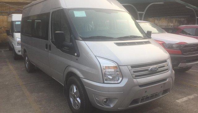 Bán Ford Transit SVP 2019 màu bạc