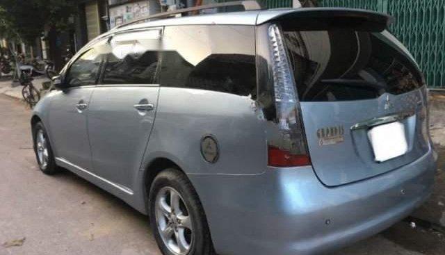 Bán Mitsubishi Grandis 2.4 AT 2006, màu bạc, xe gia đình