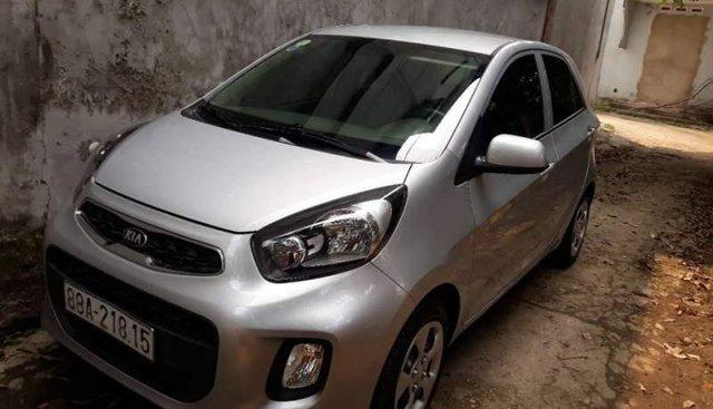 Cần bán lại xe Kia Morning MT năm sản xuất 2018, màu bạc