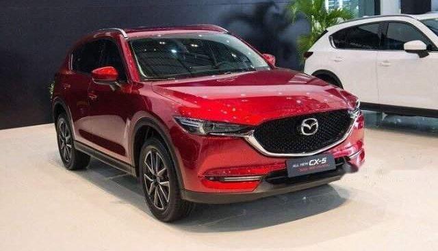 Bán xe Mazda CX 5 đời 2019, màu đỏ