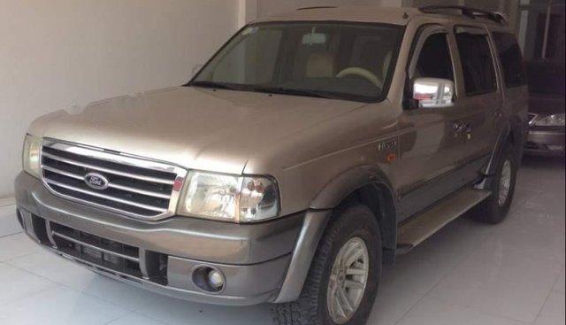 Cần bán Ford Everest đời 2005 còn mới, 305 triệu